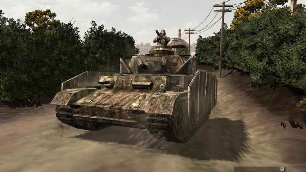 New Panzer IV Schurzen