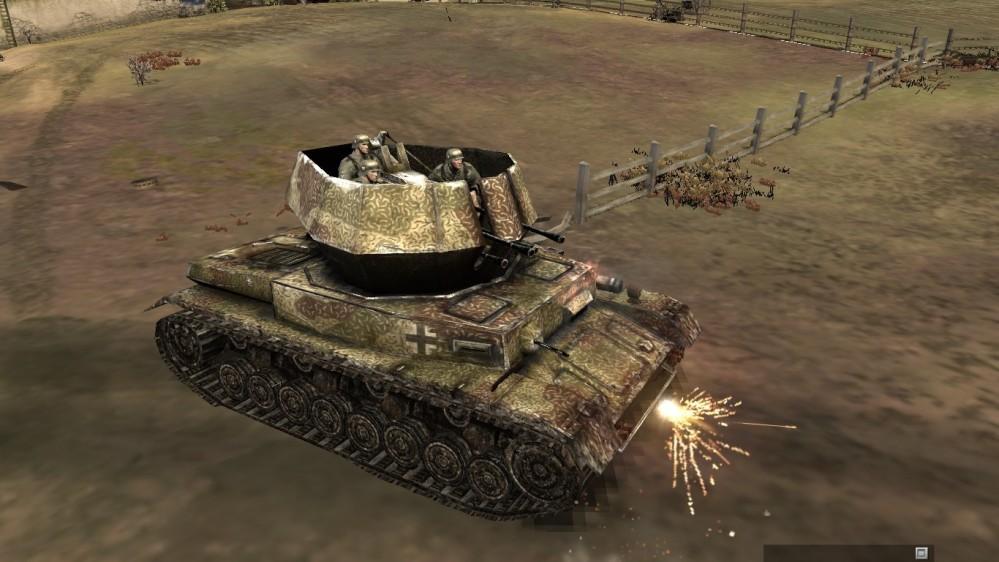 New Wirbelwind Flakpanzer